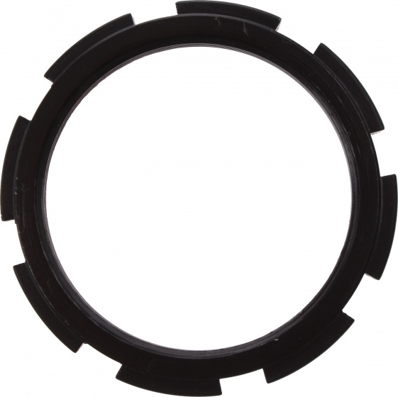 Bosch sluitring Bosch 2 voor kettingbeschermer zwart