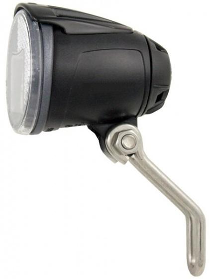Busch + Müller koplamp Lumotec IQ Cyo led zwart