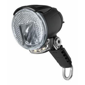 Busch + Müller koplamp Lumotec IQ Cyo RT led zwart