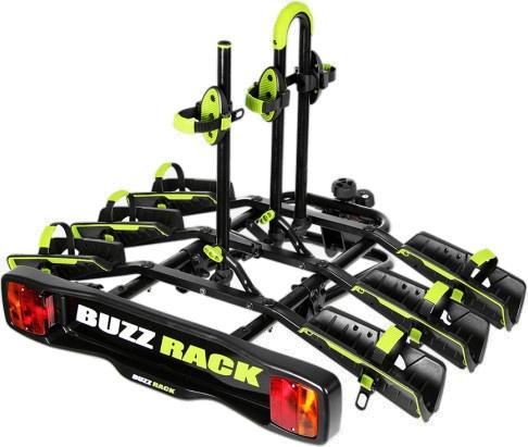 BuzzRack fietsdrager Buzzwing 3 voor 3 fietsen zwart