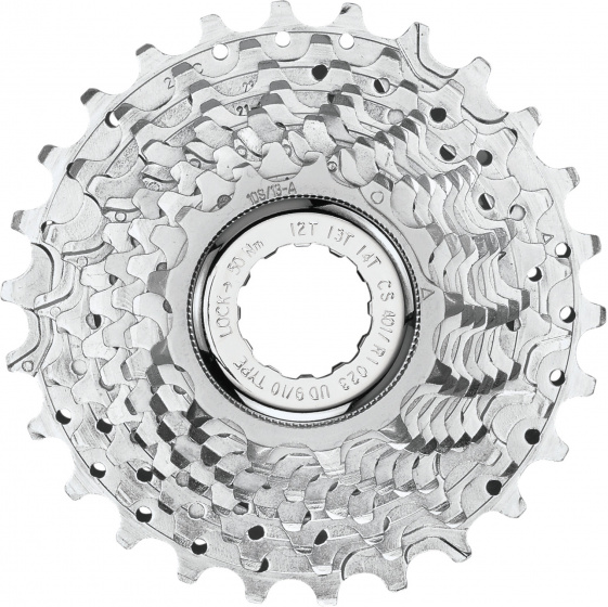 Korting Campagnolo Cassette Centaur Ud 10s 12 27t Staal Zilver