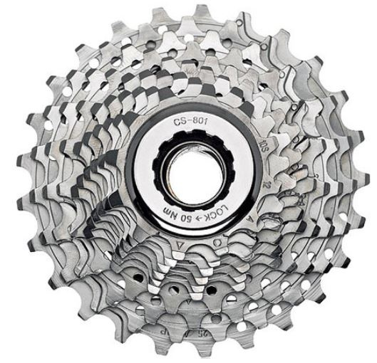 Campagnolo Cassette Centaur UD 10S 12 30T staal zilver
