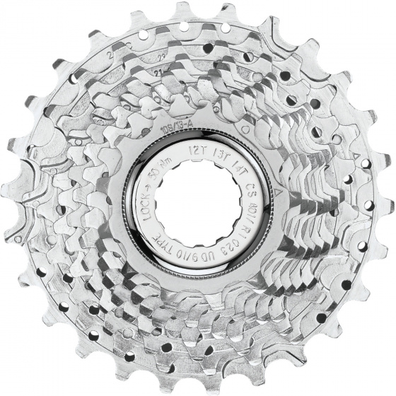 Korting Campagnolo Cassette Veloce Ud 10s 12 23t Staal Zilver