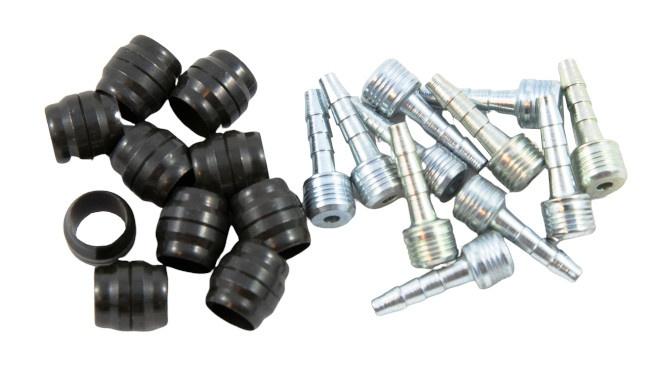Campagnolo hydraulische remleiding onderdelenset 20 delig