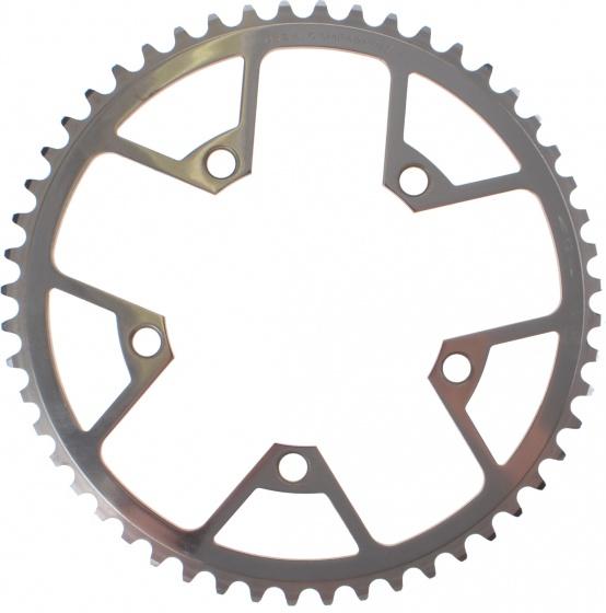Campagnolo kettingblad 52T 110 mm zilver