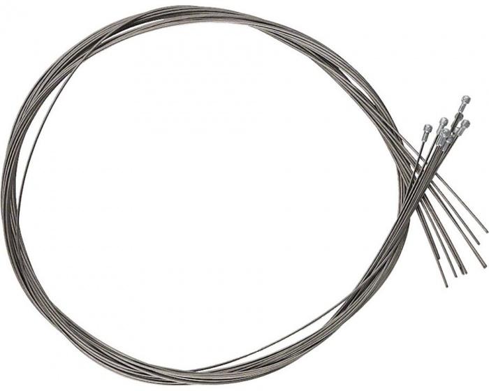 Campagnolo remkabel 1600 mm zilver 10 stuks