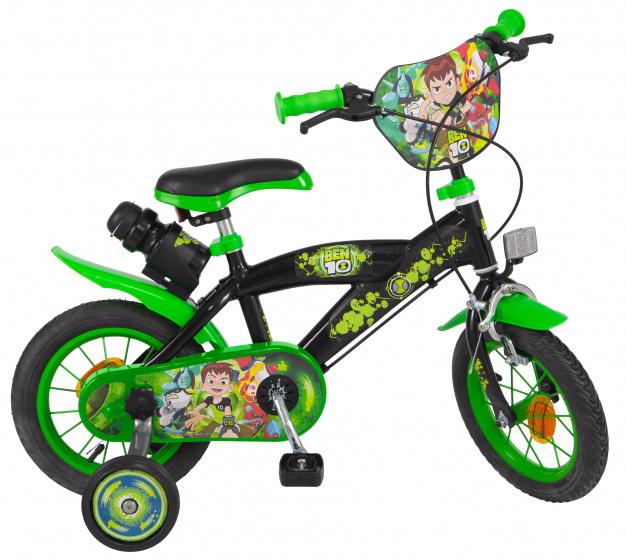 Cartoon Network Ben 10 12 Inch 22 cm Jongens Knijprem Groen/Zwart