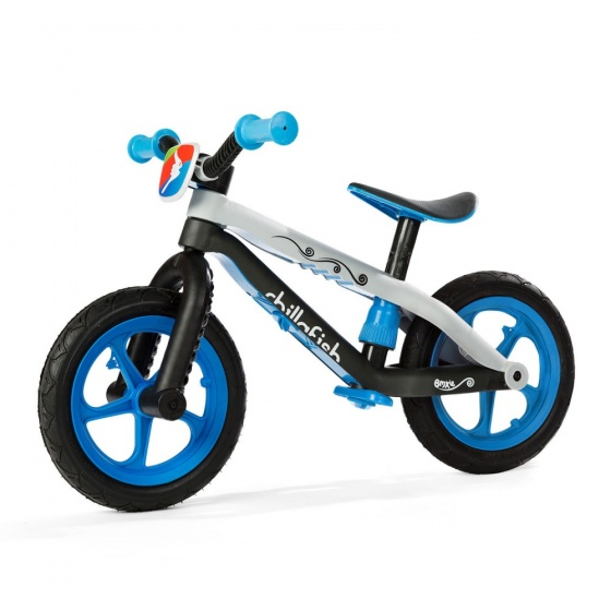 Chillafish BMXie RS loopfiets Junior Vrijloop Blauw