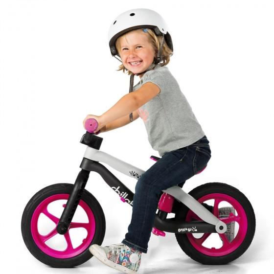 Chillafish BMXie RS loopfiets 12 Inch Meisjes Roze