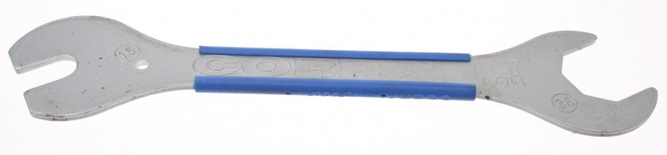 Cobra Balhoofd en Pedaalsleutel 36 15 mm