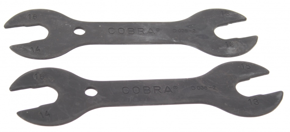 Cobra Conussleutelset 13 14 / 15 16
