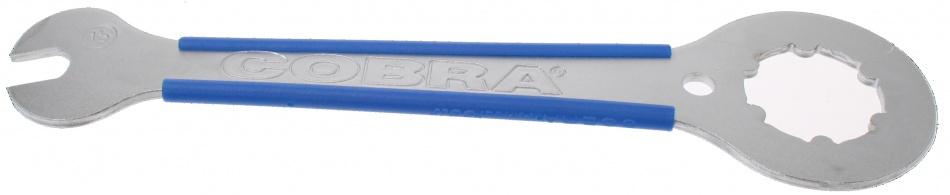 Cobra Pedaal Steeksleutel 15 mm Stervormige Sleutel 36 mm