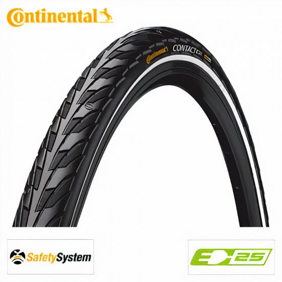 Continental buitenband Contact II 26 x 1.75 (47 559) zwart