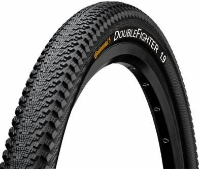 Continental buitenband Double Fighter III 26 x 1.90 (50 559)
