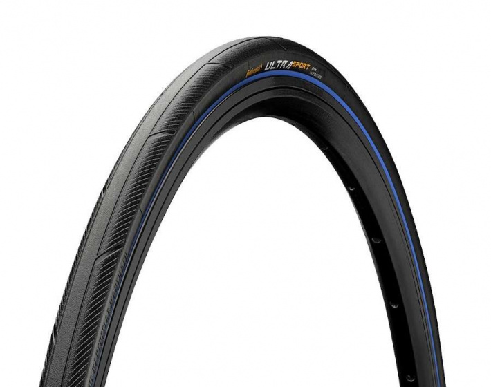 Continental buitenband Ultra Sport III 28 inch (25 622) blauw