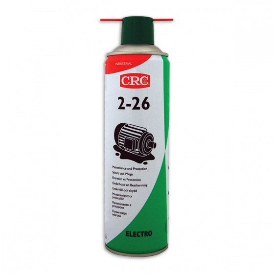 CRC smeermiddel 2 26 electro spray 500 ml