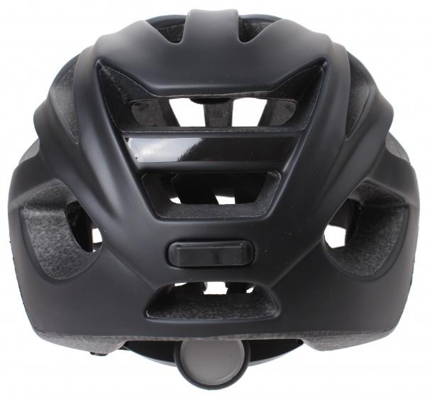 Cycle Tech fietshelm Inmold Urban E bike unisex zwart maat 52/58
