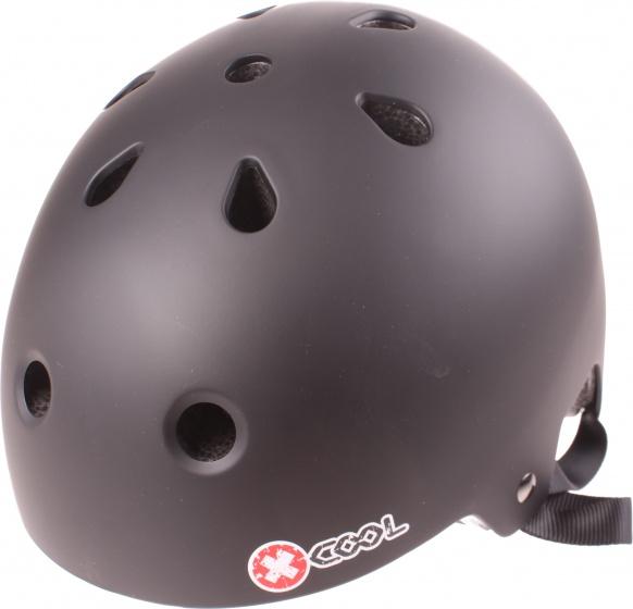 Cycle Tech fietshelm XCool 2.0 maat 48/54 cm zwart