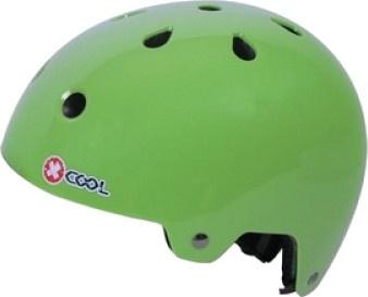 Cycle Tech fietshelm Xcool 2.0 groen maat 59/61 cm