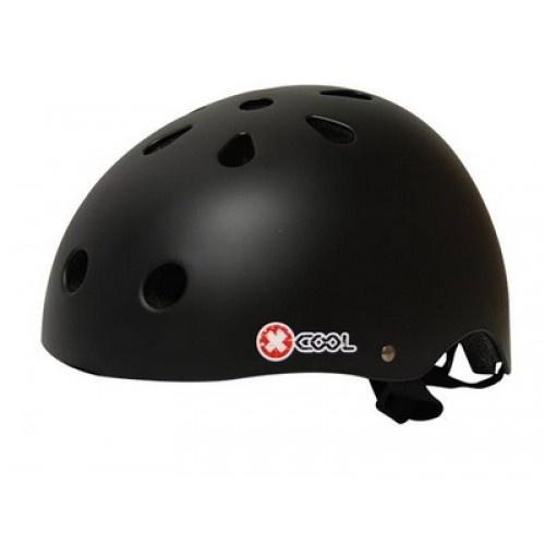 Cycle Tech fietshelm XCool maat 48/54 cm zwart