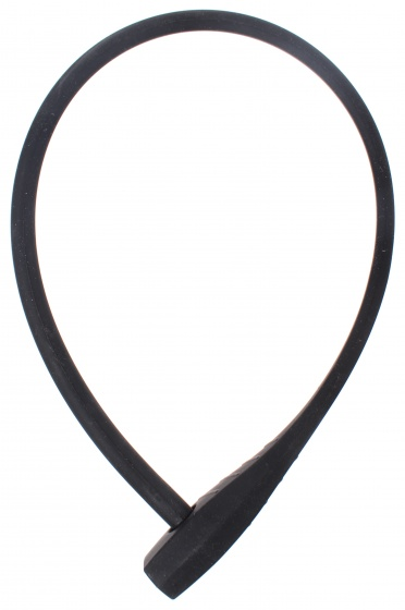 Cycle Tech kabelslot 600 x 10 mm zwart