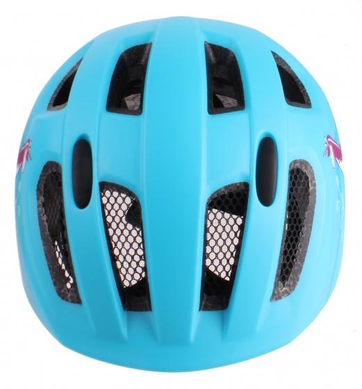 Cycle Tech kinderhelm Inmold Nova junior 54 58 cm blauw