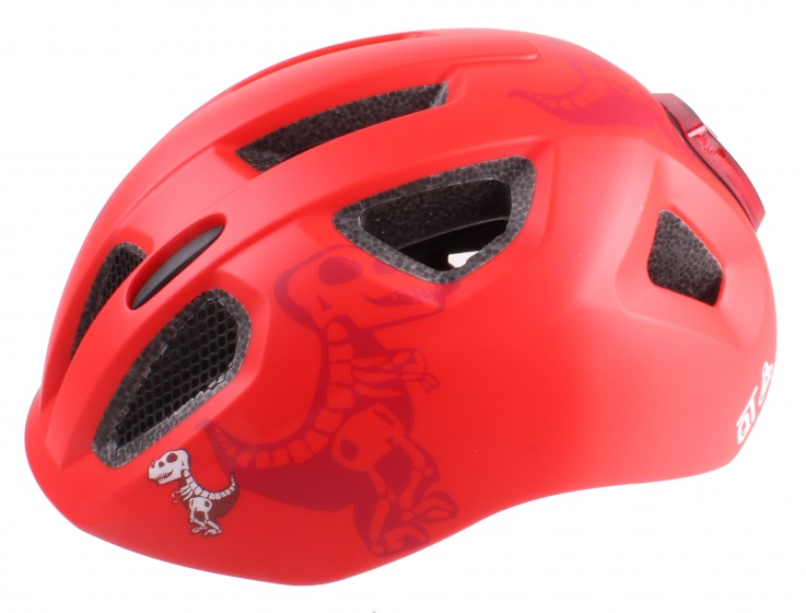 Cycle Tech kinderhelm Inmold Nova junior 54 58 cm rood