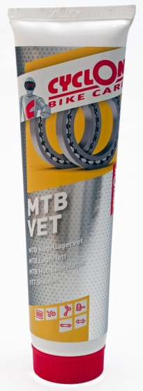 Cyclon ATB/MTB Vet Tube 150ml