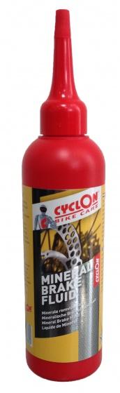Cyclon schijfrem olie Mineral Brake Fluid 125 ml