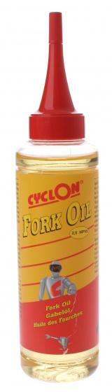 Cyclon vorkolie Fork Oil 5HP10 druppelfles 125 ml