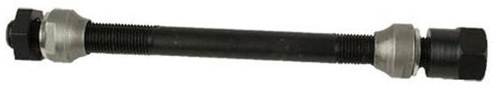 Cyclus achteras 146 mm campagnolo/shimano 8/9S zwart