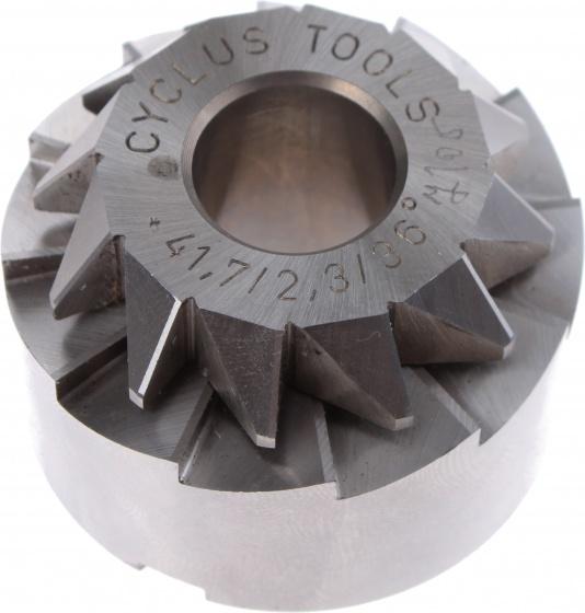 Cyclus Balhoofdfrees semi geintegreerd 41,7/2,3/36 los staal