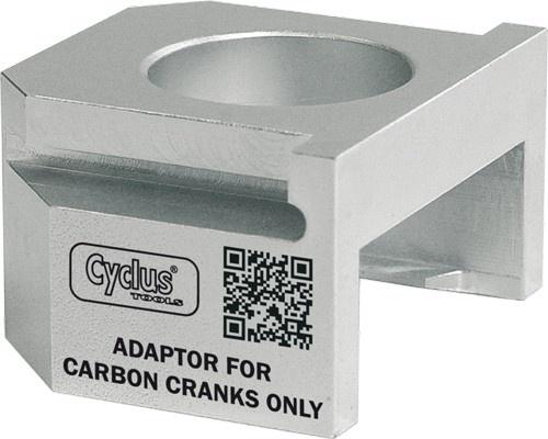 Cyclus Cranktrekker Power Torque Carbon 720249
