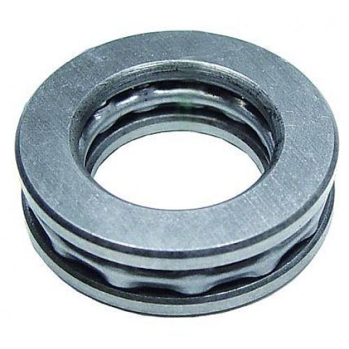 Cyclus druklager voor balhoofd pers 30 x 17,5 mm zilver