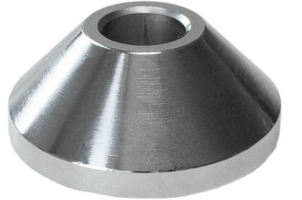 Cyclus Losse kegel voor balhoofdfrees 55mm zilver