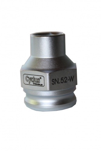 Cyclus Snap in SN 52 W DOP Voor Crankbout 15mm