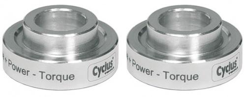 Cyclus Trapas set inpersringen Ultra Power Torque 2 stuks