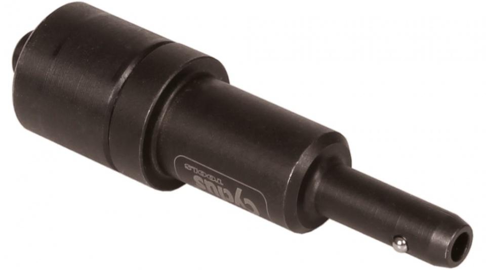 Cyclus uitdrijver lagerschalen 24 mm zwart
