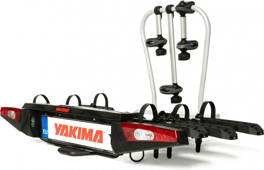 Yakima fietsendrager Foldclick 3 voor 3 fietsen zilver/zwart