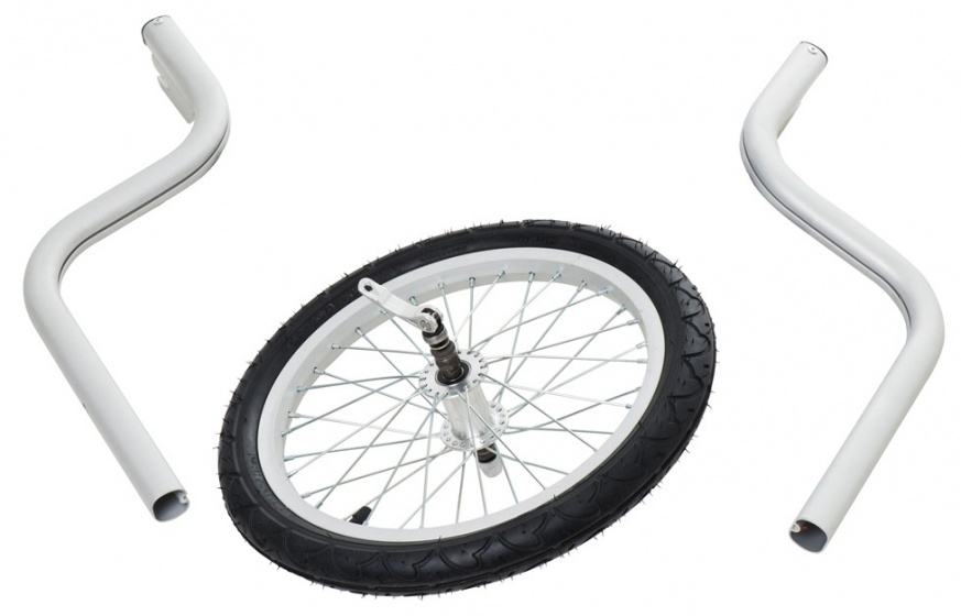 Nordic Cab jogging set Explorer voor Nordic Cab fietskar