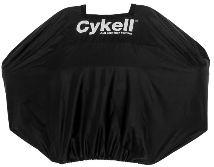 Cykell opbergtas fietsendrager zwart