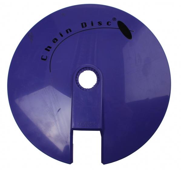 De Woerd bescherming ketting 44 50 tands paars