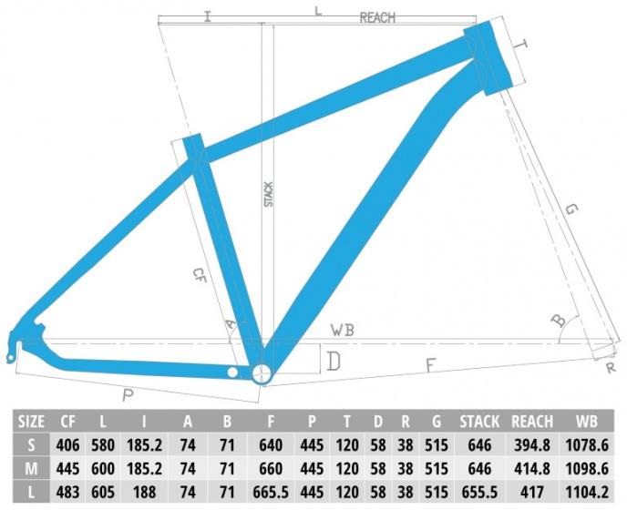 Deed Vector Pro 293 29 Inch 48 cm Heren 11V Hydraulische schijfrem Grijs