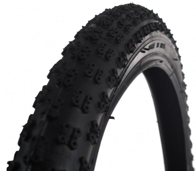 Noslar Buitenband BMX 20 x 1.75 (47 406) zwart