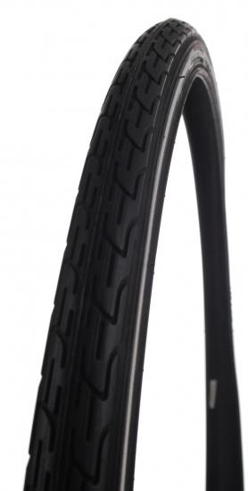Deli Tire Buitenband 28 x 1 5/8 x 1 3/8 (37 622) zwart