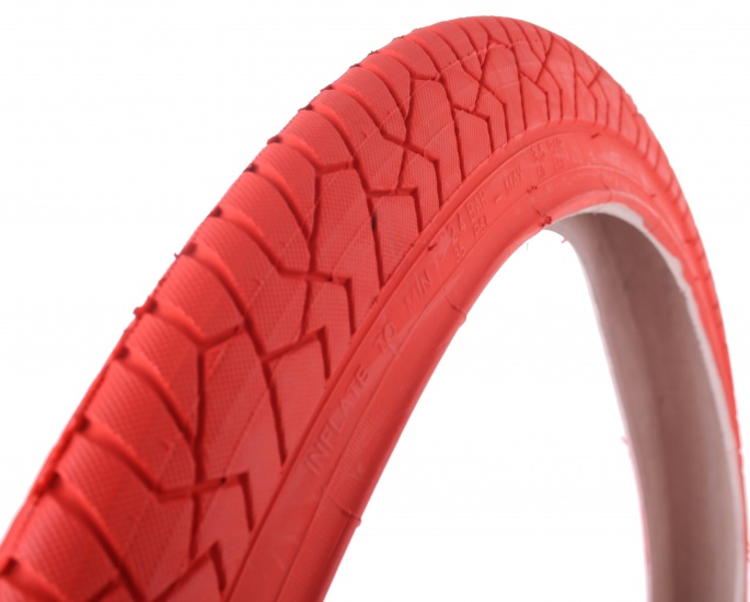 DeliTire buitenband Freestyle S 199 20 x 1.95 (53 406) rood