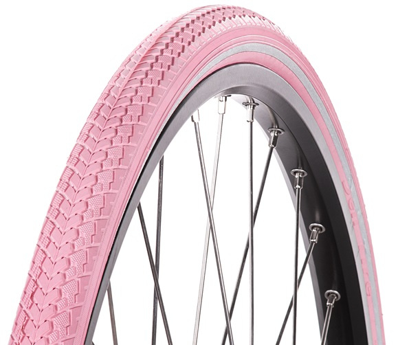 DeliTire buitenband Cortina 28 x 1.40 (37 622) rubber roze