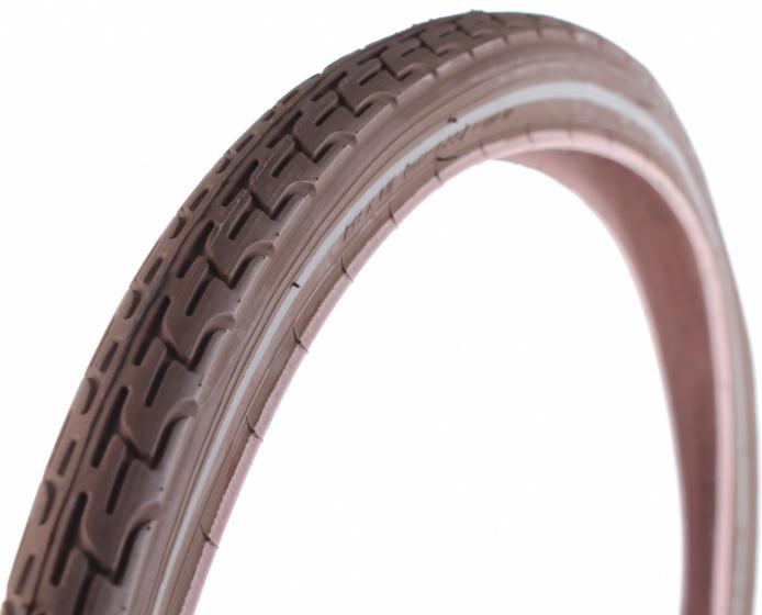 DeliTire buitenband SA604 26 x 1 3/8 (37 590) rubber bruin