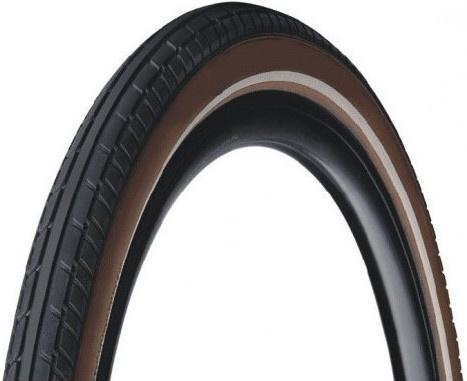 DeliTire buitenband SA 206 20 x 1.75 (47 406) zwart/bruin