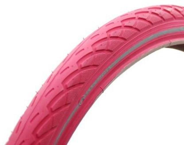 DeliTire buitenband SA 206 24x1.75 inch (47 507) roze